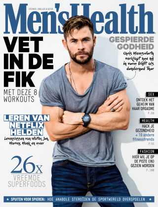 Men's Health - NL 03 2019