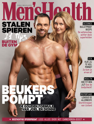 Men's Health - NL 04 2019