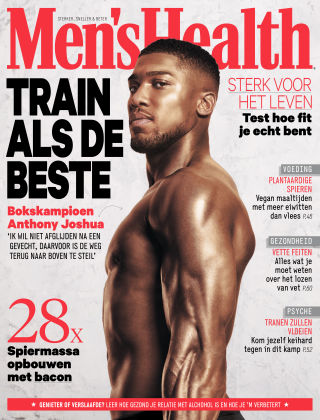 Men's Health - NL 06 2019