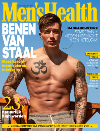 Men's Health - NL 07 2019