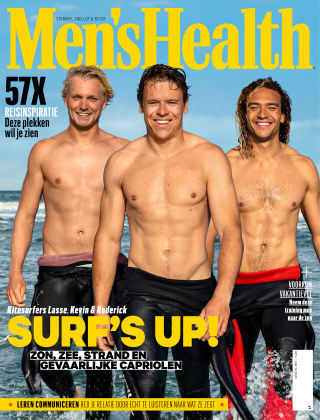 Men's Health - NL 08 2019