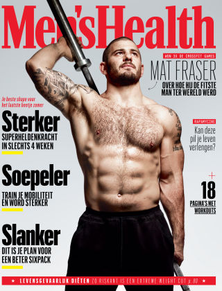 Men's Health - NL 09 2019