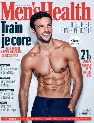 Men's Health - NL 10 2019