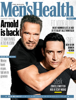 Men's Health - NL 011 2019