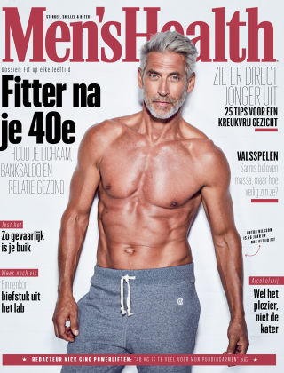 Men's Health - NL 001 2020