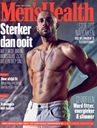 Men's Health - NL 003 2020