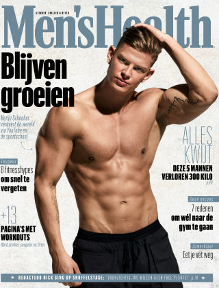 Men's Health - NL 004 2020