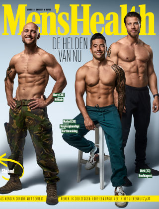 Men's Health - NL 006 2020