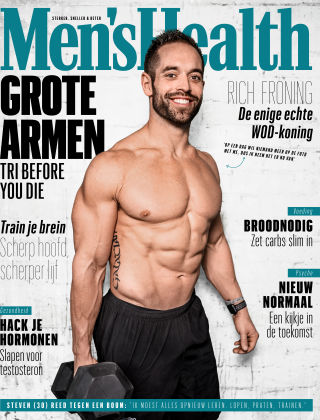 Men's Health - NL 009 2020