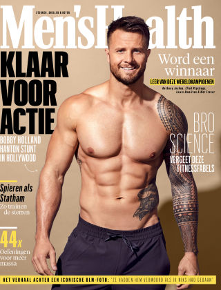 Men's Health - NL 010 2020
