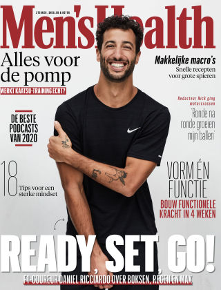 Men's Health - NL 011 2020