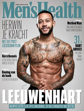 Men's Health - NL 012 2020