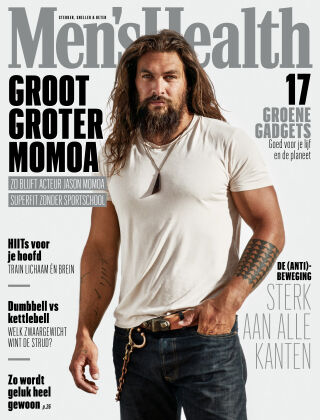 Men's Health - NL 001 2021
