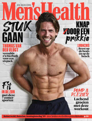 Men's Health - NL 007 2021