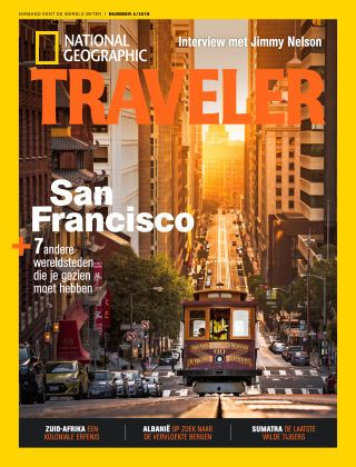 National Geographic Traveler - NL 04 2018