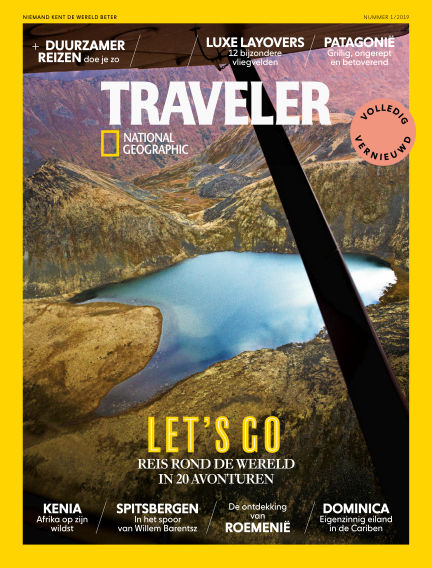 National Geographic Traveler - NL December 06, 2018 00:00