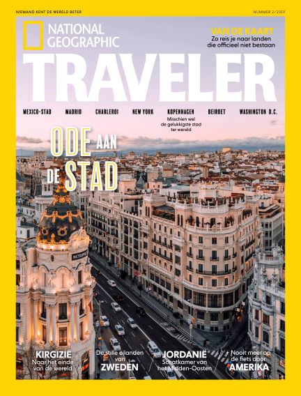 National Geographic Traveler - NL March 07, 2019 00:00