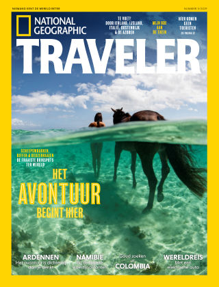 National Geographic Traveler - NL 03 2019