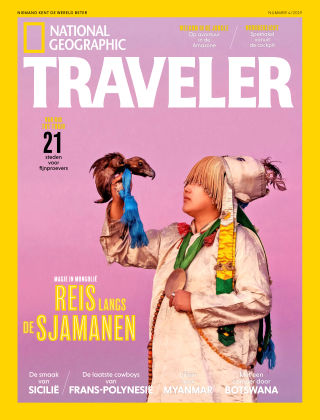 National Geographic Traveler - NL 04 2019