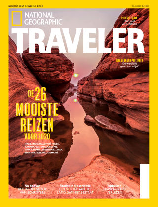 National Geographic Traveler - NL 001 2020