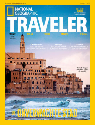 National Geographic Traveler - NL 002 2020