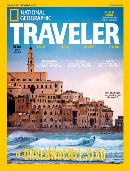 National Geographic Traveler - NL