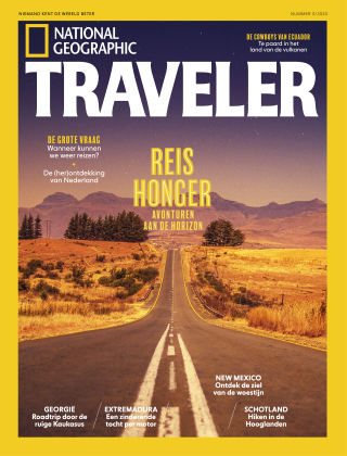 National Geographic Traveler - NL 003 2020