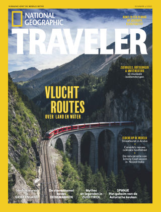 National Geographic Traveler - NL 004 2020