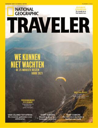 National Geographic Traveler - NL 001 2021
