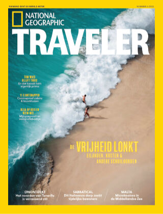 National Geographic Traveler - NL 002 2021