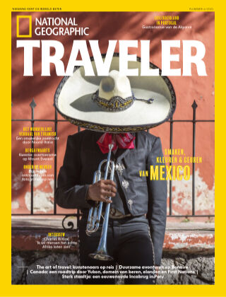 National Geographic Traveler - NL 004 2021