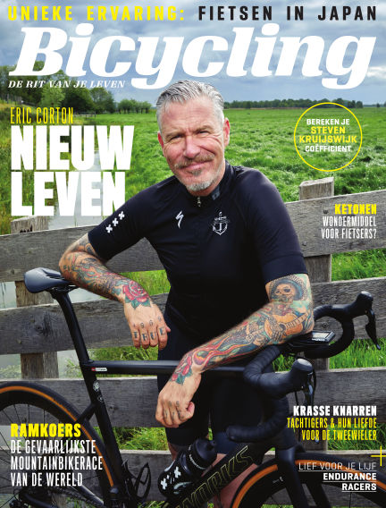 Bicycling - NL May 31, 2019 00:00