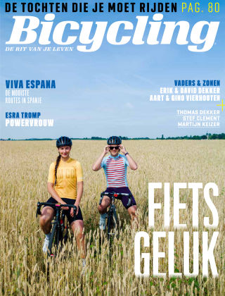 Bicycling - NL 03 2019