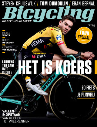 Bicycling - NL 444 2020