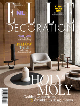 ELLE Decoration - NL 5 2018