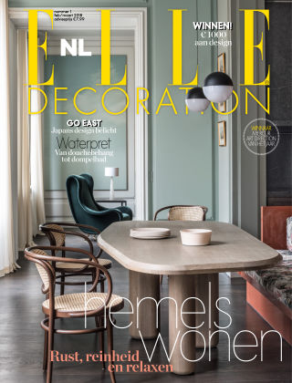 ELLE Decoration - NL 1 2018