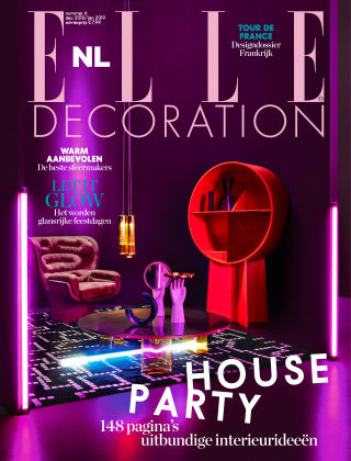 ELLE Decoration - NL 6 2018