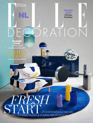 ELLE Decoration - NL 01 2019