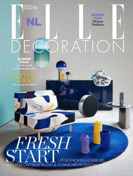 ELLE Decoration - NL January 23, 2019 00:00