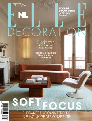 ELLE Decoration - NL 02 2019
