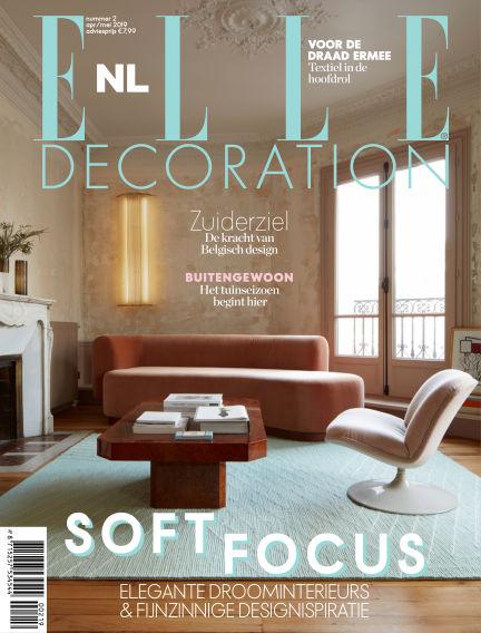 ELLE Decoration - NL March 20, 2019 00:00