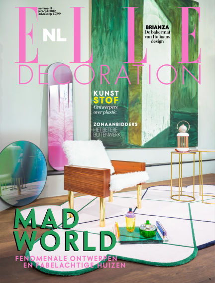 ELLE Decoration - NL May 15, 2019 00:00