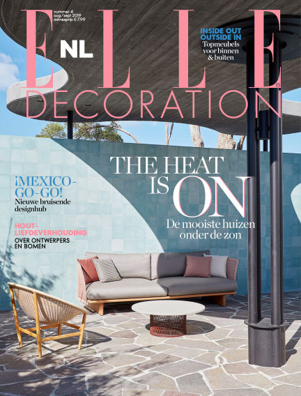 ELLE Decoration - NL July 17, 2019 00:00