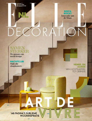 ELLE Decoration - NL 05 2019