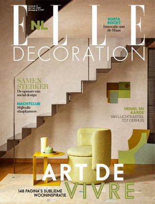 ELLE Decoration - NL 05 2019