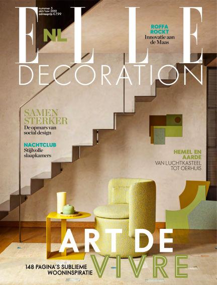 ELLE Decoration - NL September 18, 2019 00:00