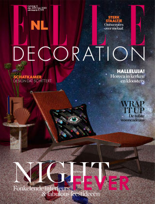 ELLE Decoration - NL 06 2019