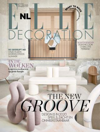 ELLE Decoration - NL 001 2020