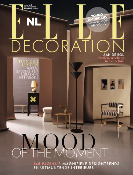 ELLE Decoration - NL March 13, 2020 00:00