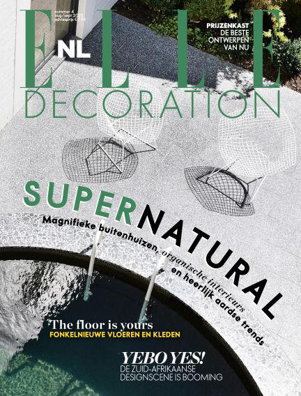 ELLE Decoration - NL July 10, 2020 00:00